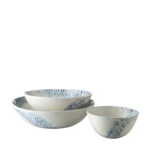 batik collection rice bowl salad bowl soup bowl