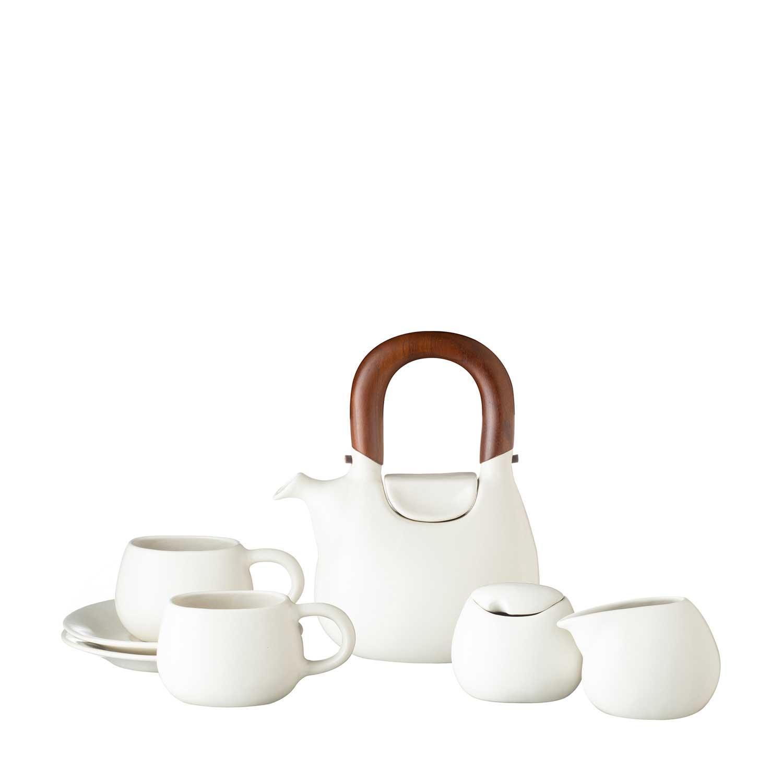 handbag tea set