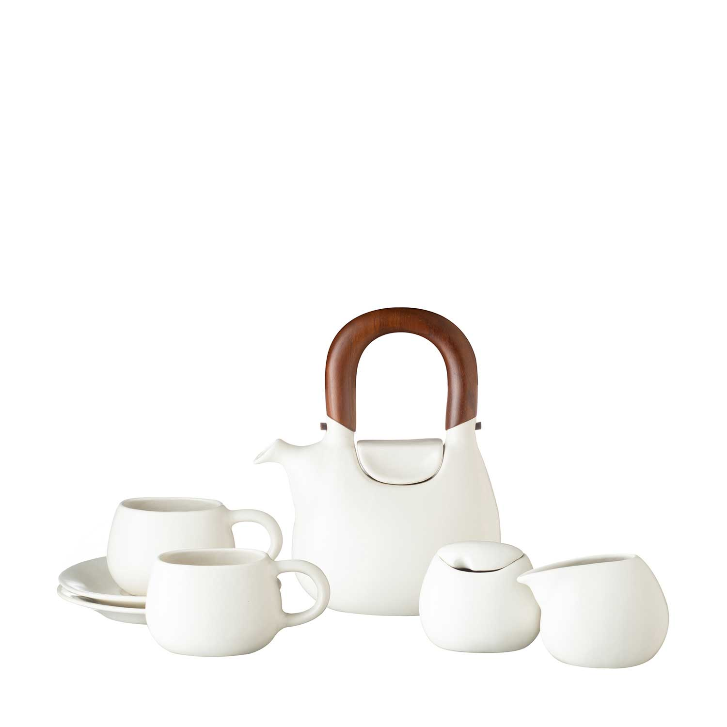 handbag tea set