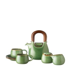 handbag collection tea set