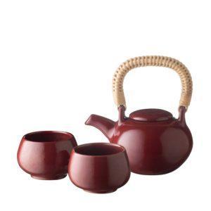 tea cup tea set teapot