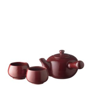 japanese tea cup teapot