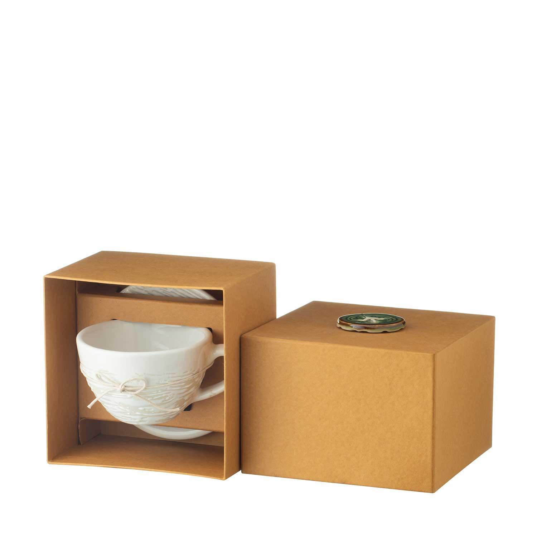 Latte Cup & Saucer