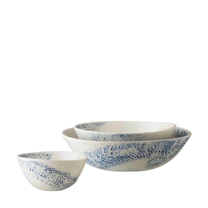 batik bowl set