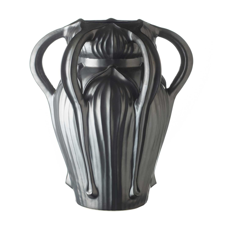 large grueby vase