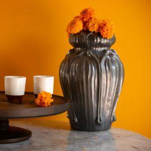 flower vase handmade ceramic vase