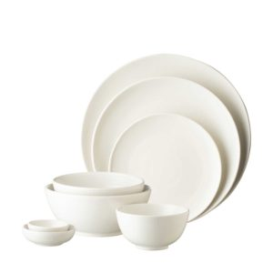 classic round dinner set