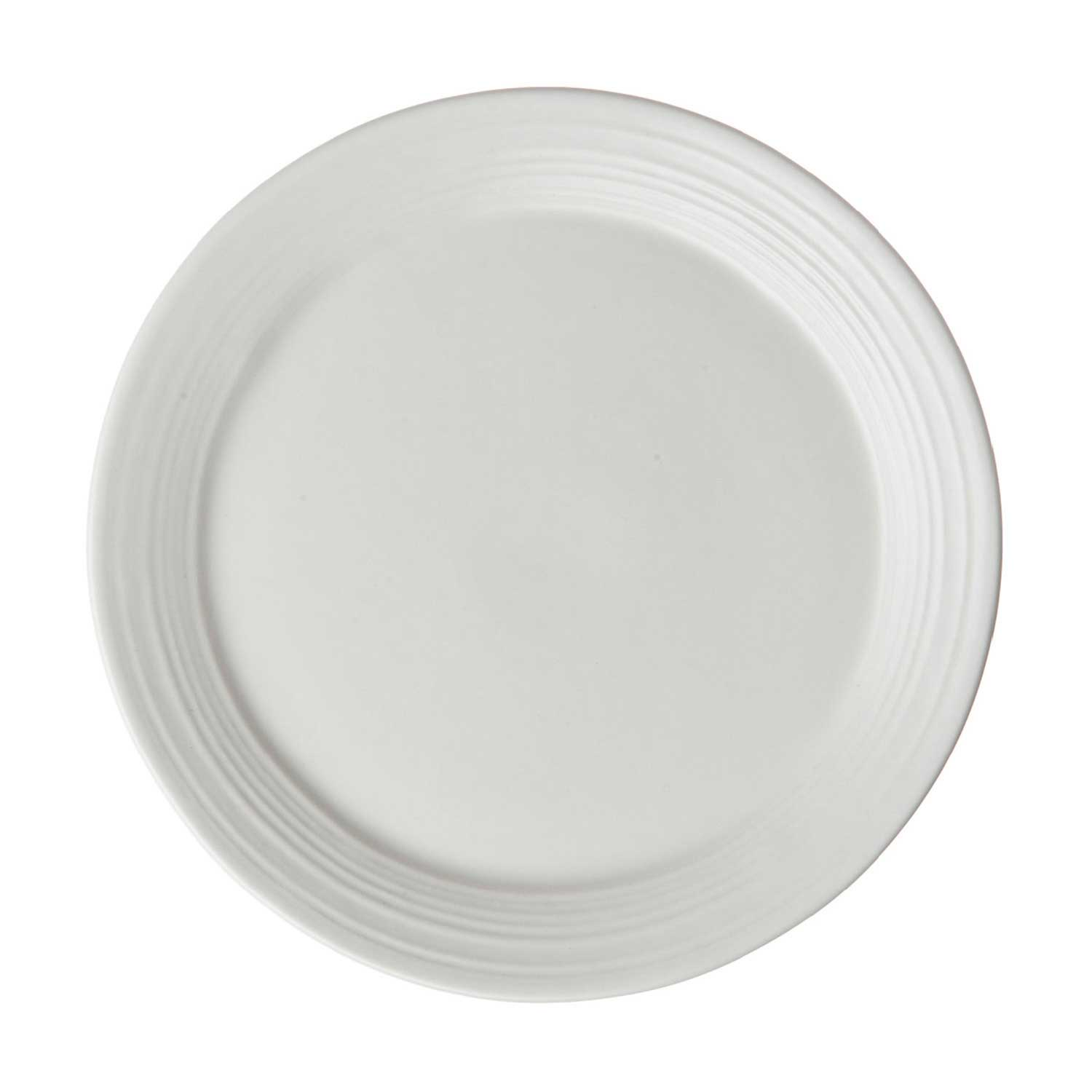 Small Lines Bread & Butter Plate