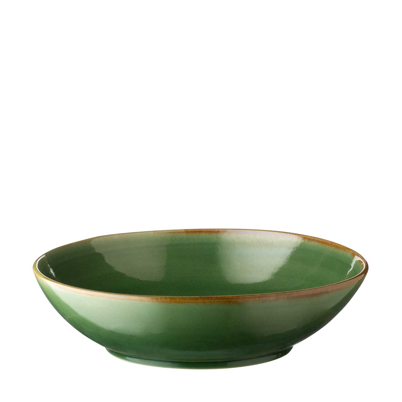 classic round pasta bowl