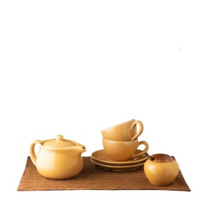 classic collection tea set