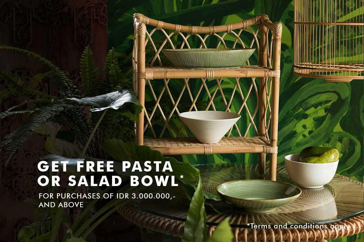 A Free Salad or Pasta Bowl