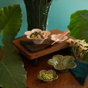 bowl set frangipani collection soup bowl