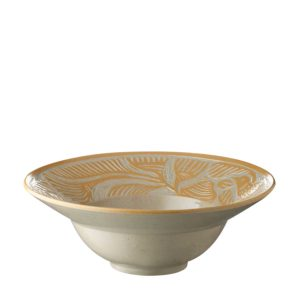 bowl jenggala artwork ceramic serving bowl