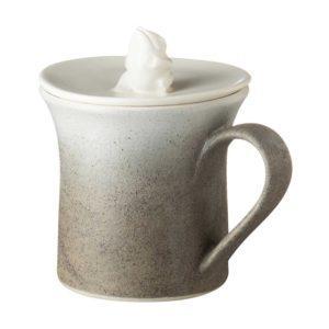 frog lid mug
