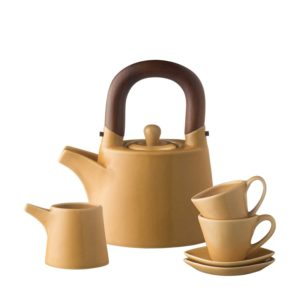 bruka collection set tea set teapot set