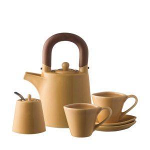 bruka collection drinkware set tea set teapot set