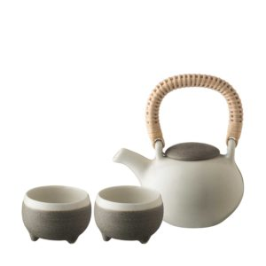 drinkware set tea set teapot set tripod collection